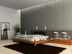 Awesome modernistische slaapkamers   Manners.nl