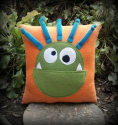 Design Your Own Custom Monster Pillow - FREE SHIPPING #tcshgg