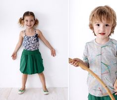 Outfits from Baobab.