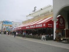 the bookstore where Madison works in Venice Beach. #amwriting