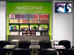 Paul Mitchell Color Bar