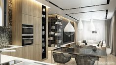Roohome.com - Everyone surely wants to decorate their home with the best home interior design ideas. Decorating for a home must create with a creative and innovative design that would bring a luxury and minimalist impression. Now, here we have collections of home design that combining with beauty decoration. We served this ...