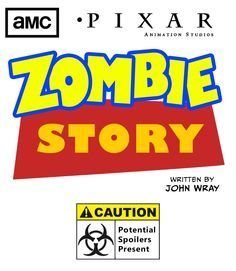 """ZOMBIE STORY- """"Betcha' didn't realize that Toy Story and The Walking Dead have virtually the same characters and storylines, didja'?"""" Click to see all 40 pictures!"""