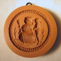 Boy Building Snowman springerle cookie mold by Anis-Paradies * Get more discounts! Click the pin : Baking Accessories Molded Cookie Recipe, Cookie Pie, Cookie Bars, Cookies For Kids, How To Make Cookies, Springerle Cookies, Chocolate Candy Molds, Baking Accessories, Paperclay