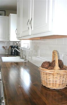 See the kitchen DIY makeover that only cost $800!