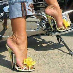Only Stiletto Sandals Sexy High Heels, Extreme High Heels, Beautiful High Heels, Sexy Legs And Heels, Gorgeous Feet, Hot Heels, Stiletto Boots, High Heel Boots, Stilettos