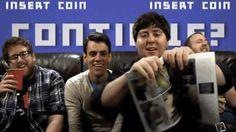 JonTron with the guys from Continue - Continue & JonTron - Drunkstravaganza!