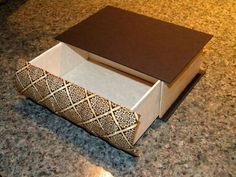 DIY Book Drawers TUTORIAL THis is awesome!!!!!