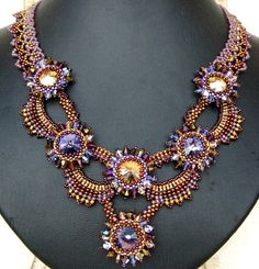 Acelya's Moonlight necklace by Cielo Design, via Flickr