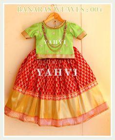 New birthday girl outfit Ideas Kids Frocks, Frocks For Girls, Little Girl Dresses, Kids Indian Wear, Kids Ethnic Wear, Kids Dress Wear, Kids Wear, Baby Girl Dress Patterns, Baby Dress