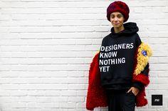J'ai Perdu Ma Veste / Adwoa Aboah – New York  // #Fashion, #FashionBlog, #FashionBlogger, #Ootd, #OutfitOfTheDay, #StreetStyle, #Style