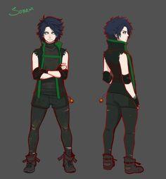 Erraday - original character Sorme