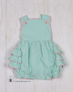 361ffee810d Lily Pads Boutique offers unique lines of childrens clothing from brands  like The Bailey Boys