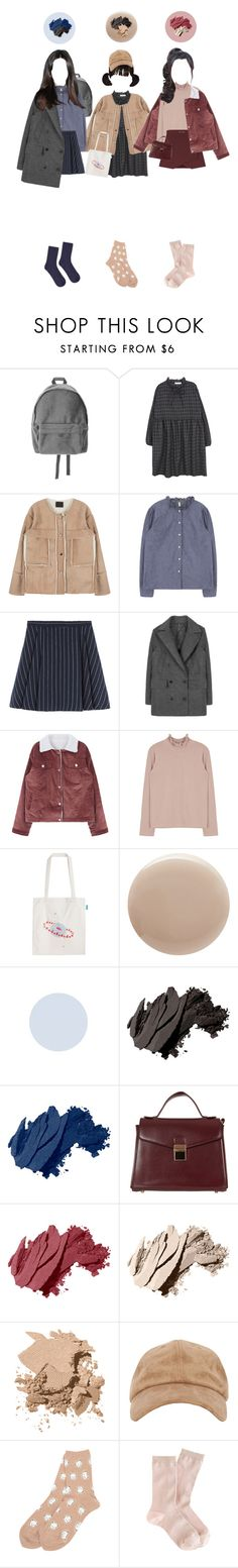 """""""MIXXMIX"""" by melllow ❤ liked on Polyvore featuring Oribe, Bobbi Brown Cosmetics, J.Crew and Topshop"""