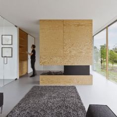A Dutch Home - by Paul de Ruiter Architects & Studio i29 interior design.