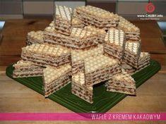 Wafle z kremem kakaowym Decorative Boxes, Decorative Storage Boxes