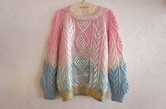 YUKI FUJISAWA, ユキフジサワ 記憶の中のセーター
