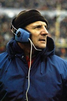 Head Coach Lou Saban