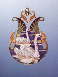 Browse and forgotten - life and curiosities of past eras. - René Lalique. Decorations.