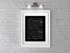 Printable+WHAT+A+WONDERFUL+WORLD+Louis+Armstrong+by+JaydotCreative,+$8.00