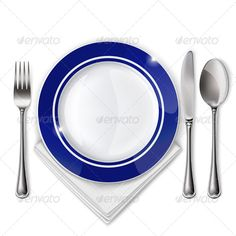 Buy Plate with spoon, knife and fork by ElenaShow on PhotoDune. Empty plate with spoon, knife and fork on a white background. Spoon Knife, Knife And Fork, Empty Plate, Graphic Design Brochure, Out To Lunch, Everyday Objects, Pics Art, Kitchen Art, Toddler Girls