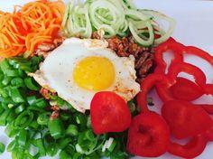Bibimbap Gluten Free Recipes, Glutenfree, Cooking, Ethnic Recipes, Food, Kitchen, Gluten Free, Essen, Sin Gluten