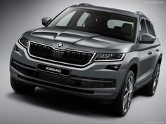 It's a big year for the revitalised Skoda brand as the Kodiaq SUV moves Skoda into a voyage of discovery with technology innovations too Vw Group, Jeep Suv, Volkswagen Group, Nissan Leaf, Four Wheelers, Bmw, Diesel Engine, Sport Cars, Cars For Sale