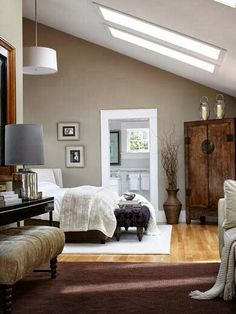 Letting Light In! Beautiful windows and natural light-filled rooms.