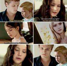 The Hunger Games Igrzyska Śmierci Katniss Peeta
