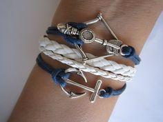 Combined Bracelet / Antiqued Silver Disney Brave by WearingPretty, $4.99