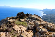 Views out of Kastelli Castle in Kefalos |Discovering Kos and the surrounding islands http://www.discoveringkos.com/2014/03/views-out-of-kastelli-castle-in-kefalos.html