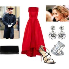 Duke and Duchess attending 2016 RSM Convention Dinner Night  at Sandhurst