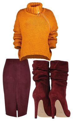 """Untitled #70"" by tunnufn on Polyvore featuring River Island and Marques'Almeida"