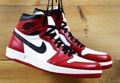 "Nike Air Jordan 1.5 Chicago - ""The Return""."