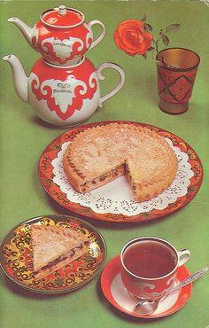 Traditional Bashkir pie