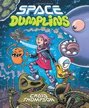 Charlotte's Library: Space Dumplins, by Craig Thompson