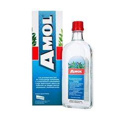 Receptura, na której oparty został skład Amolu sięga podobno czasów wypraw krzyżowych.