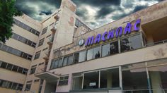 Opusteny MACHNAC v Trencianskych Tepliciach - Ivan Donoval - 2016 -