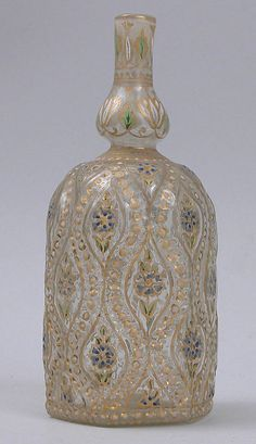 Perfume Sprinkler Object Name: Perfume sprinkler Date: 18th century Geography: Northern India