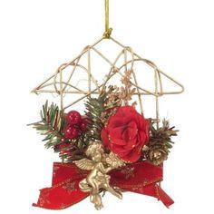 trioart.sk | Domček drotený zdobený (Výpredaj – vianoce (až – 75%), Vianočné dekorácie ( – 50%))