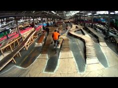 Ray's MTB Indoor Mountain Bike Park, Cleveland OH