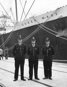 Police and the Queen Mary