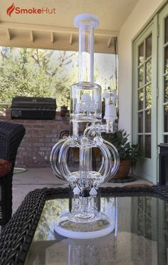 Badass bong. We pin cool, unique, trippy, pretty, and crazy glass bongs, dab rigs, and water pipes. Check out our cheap bongs for sale on www.smokehut.co.