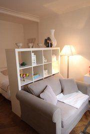 Photo Deco : Blanc Studio parisien beige chic - #Apartment #Decorating #ApartmentDecorating