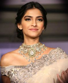 Sonam Kapoor at a press conference