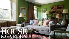 Interior designer Rita Konig on how to lay out your rooms   House & Garden - YouTube English Interior, Living Spaces, Living Room, Cool Rooms, Home And Living, Home And Garden, House Design, Interior Design, Youtube