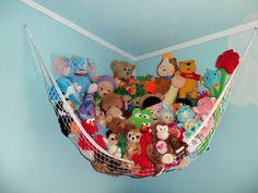 i want a toy hammock in my babys nursery  corner  s for stuffed animals   when i was little my mom had      rh   pinterest