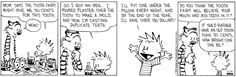 Calvin and Hobbes strip for February 10, 2015