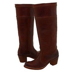 Hands down the best boots, girly and western and I wear them with everything!