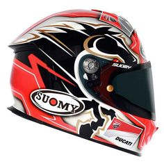 Suomy SR Sport Dovizioso Helmet   Motorangutan   Motorcycles and Gear in Austin, TX